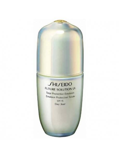 Shiseido FUTURE SOLUTION LX Total Protective Emulsion SPF15 50ml 0730852109483