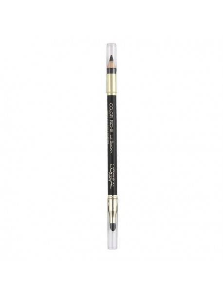 Loreal Color Riche Le Smoky Eyeliner 201 Black Velour 3054080061502