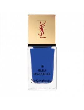 Yves Saint Laurent La Laque Couture 18 Bleu Majorelle