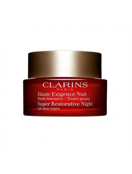 Clarins MULTI INTENSIVE Crème Nuit Toutes Peaux 50ml 3380811097107