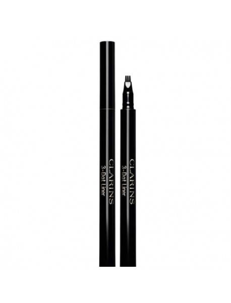 Clarins 3 Dot Liner 01 Black 0,7ml 3380814217212