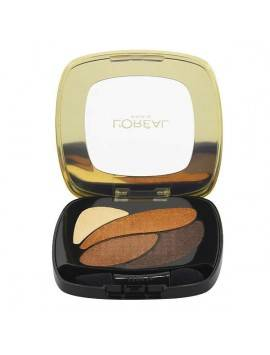Loreal Color Riche Quads Eyeshadow E3 Infiniment Bronze