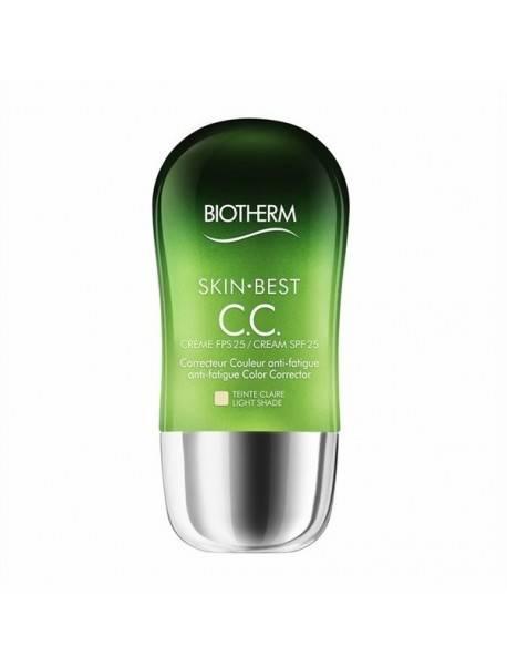 Biotherm Skin Best Cc Cream Anti-Fatigue Color Corrector Light Shade 30ml 3605540897645