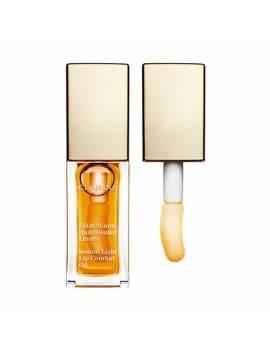 Clarins Eclat Minute Huile Confort Lèvres 01 Honey