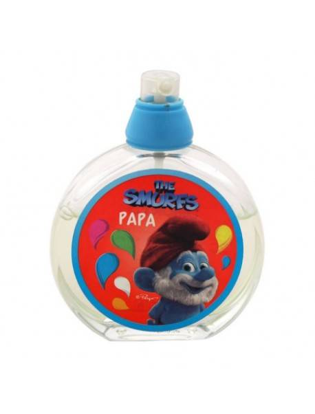 Cartoon Smurfs Papa Eau De Toilette Spray 50ml 0827669022101
