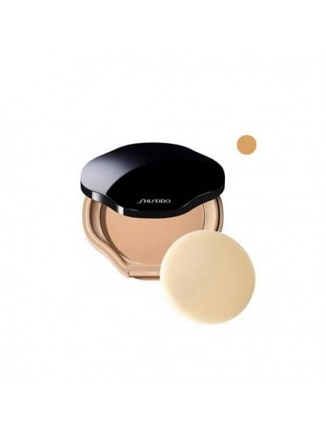 Shiseido Sheer and Perfect Compact Foundation O60 Natural Deep Ochre 0730852113510