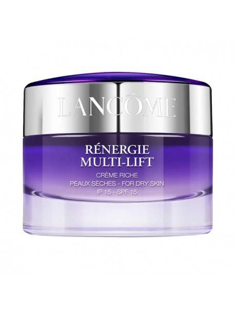 Lancome Renergie Multi Lift Crème Riche SPF15 Peaux Sèches 50ml 3614270263965