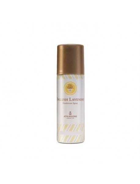 Atkinsons English Lavender Deodorante Spray 200ml 0000080466284