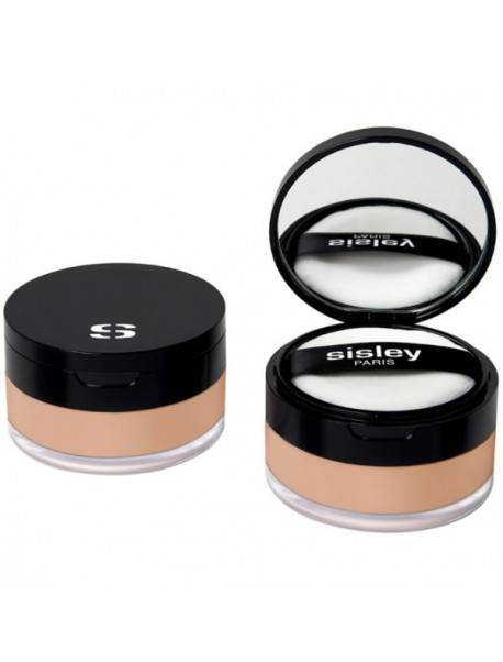 Sisley Phyto Poudre Libre Transparent Loose Face Powder 4 Sable 3473311801142