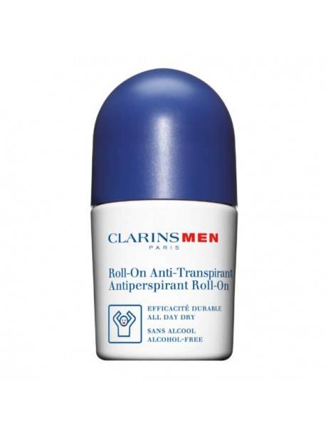ClarinsMen Roll-On Anti-Transpirant 50ml 3380810071290