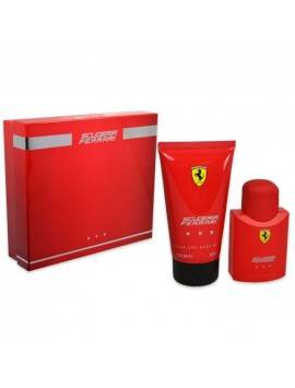 Ferrari RED Eau De Toilette 75ml Gift Set