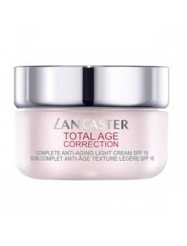 Lancaster Total Age Correction Complete Anti Aging Light Cream Spf15 50ml