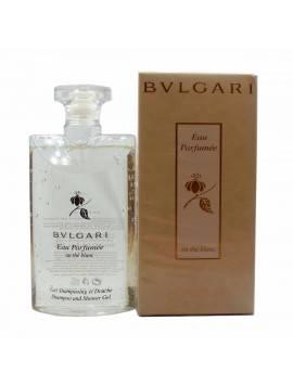 Bvlgari Au The Blanc Eau Parfumée Shampoo e Gel Doccia 200ml