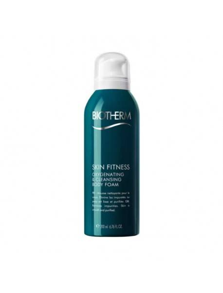 Biotherm Skin Fitness Mousse Corpo Purificante 200ml 3614271636843