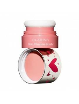 Clarins Skin Illusion Blush 01 Luminous Pink