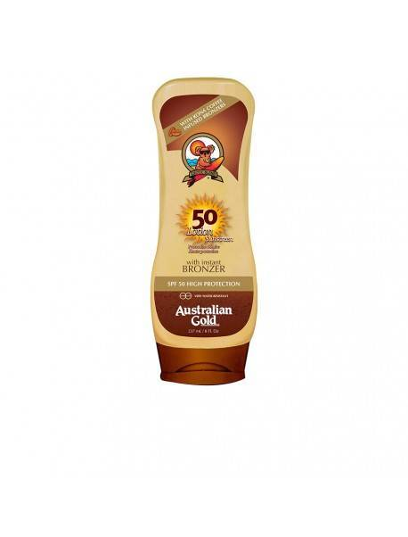 Australian Gold Lotion With Instant Bronzer Spf50 237ml 0054402710241