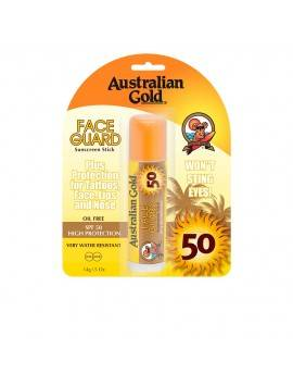 Australian Gold Face Guard Sunscreen Stick Spf50 14g