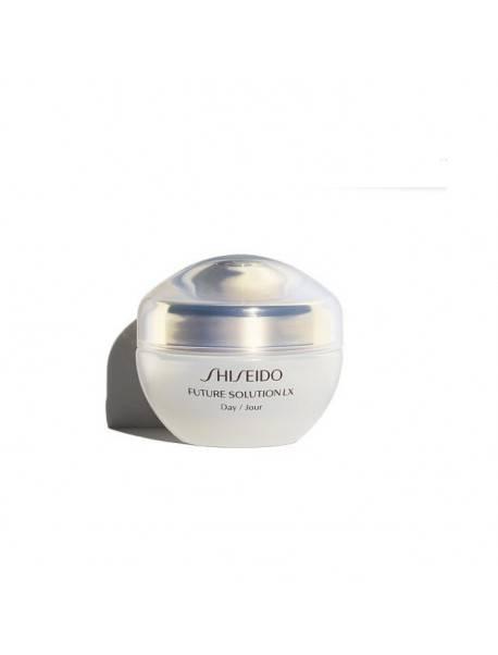 Shiseido FUTURE SOLUTION LX Total Protective Day Cream SPF20 50ml 0768614139201