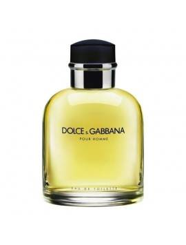 Dolce and Gabbana Homme Eau De Toilette Spray 125ml