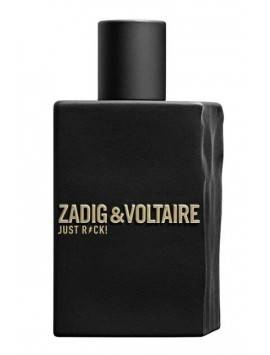 Zadig & Voltaire JUST ROCK HIM Eau de Toilette 30ml