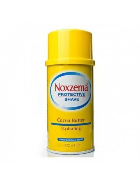 Noxzema Protective Shave Schiuma Burro Di Cacao 300ml 8002340012882