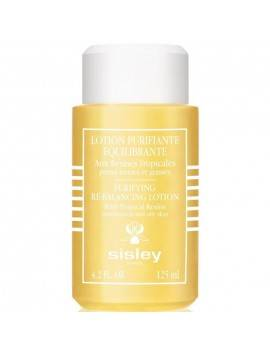 Sisley Purifying Rebalancing Lotion With Tropical Resins Combination And Oily Skin 125ml