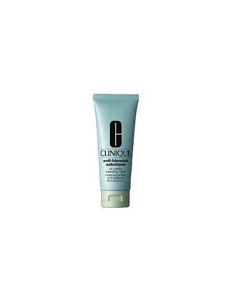 Clinique ANTI-BLEMISH SOLUTIONS Oil-Control Cleansing Mask 100ml 0020714336615