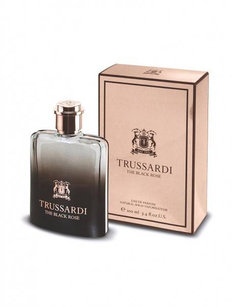 trussardi BLACK ROSE edp 100 ml 8011530805388
