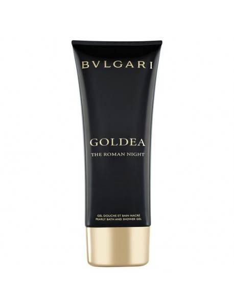 Bulgari GOLDEA THE ROMAN NIGHT Shower Gel 200ml 0783320479182