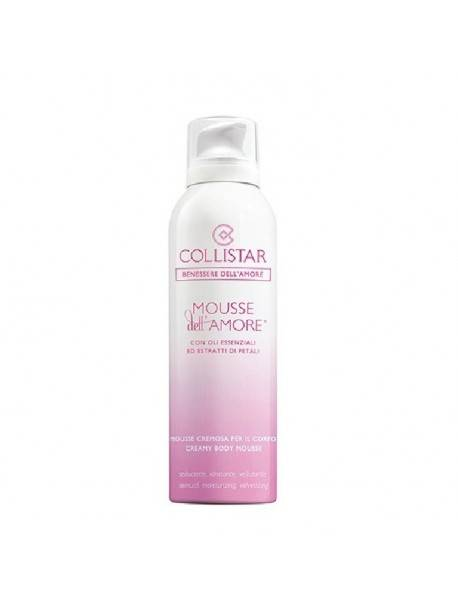 Collistar Mousse Dell Amore Creamy Body Mousee 200ml 8015150277068