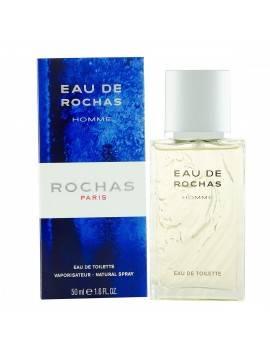 Eau Rochas Homme Eau De Toilette Spray 50ml
