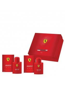 Ferrari RED Eau de Toilette 75ml + After Shave 75ml Gift Set
