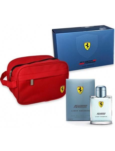 Ferrari LIGHT ESSENCE Eau de Toilette 125ml Gift Set 8002135150171