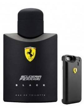 Ferrari SCUDERIA BLACK Eau de Toilette75ml+25ml cover