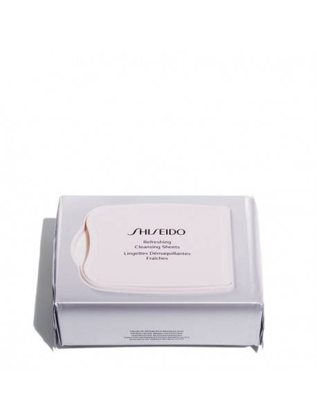 Shiseido Refreshing Cleansing Sheets 30pz 0729238141698