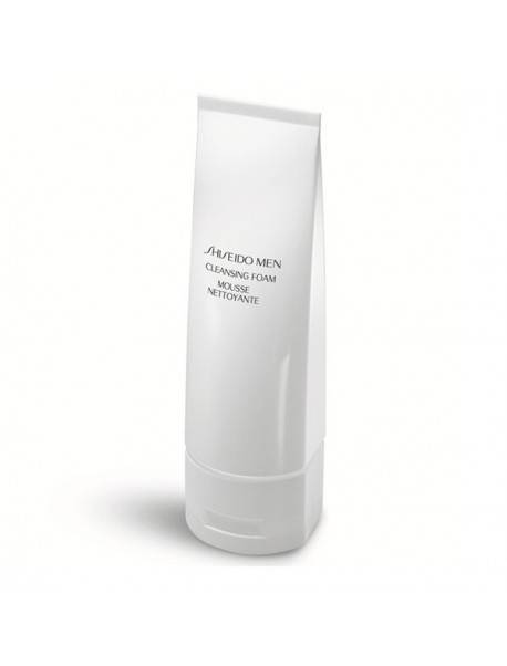 Shiseido MEN Cleansing Foam 125ml 0768614143857