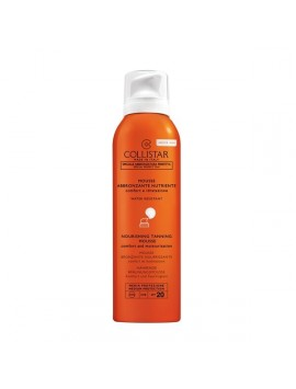 Collistar Sun MOUSSE Abbronzante Nutriente SPF20 200ml
