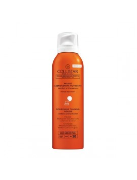 Collistar Sun MOUSSE Abbronzante Nutriente SPF30 200ml