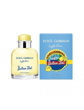 Dolce & Gabbana LIGHT BLUE ITALIAN ZEST Homme Eau de Toilette 75ml