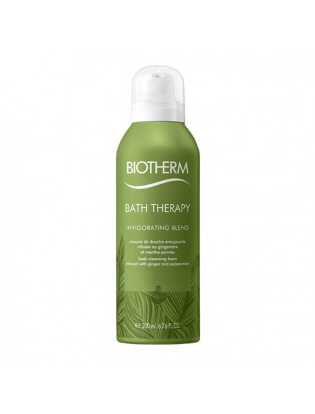 Biotherm BATH THERAPY Invigorating Blend Mousse de Douche 200ml 3614272079724