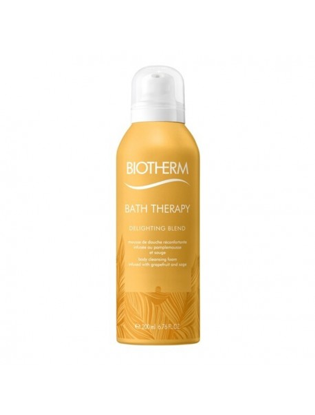 Biotherm BATH THERAPY Delighting Blend Mousse de Douche 200ml 3614272080416