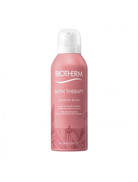 Biotherm BATH THERAPY Relaxing Blend Mousse de Douche 200ml 3614272079625