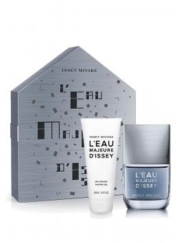 L'Eau Majeure D'Issey Eau De Toilette 50 ml + shower gel gift set