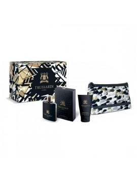 Trussardi UOMO Eau de Toilette 100ml gift set + shower gel 30 ml + beauty