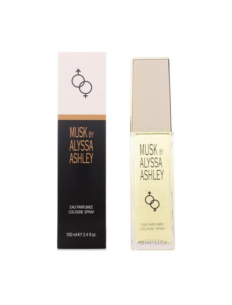 Alyssa Ashley MUSK BY ALYSSA Eau de cologne 100ml 3495080703113