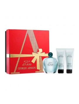 Armani ACQUA DI GIOIA Eau de Parfum 50ml gift set + shower gel 75 ml + body lotion 75 ml
