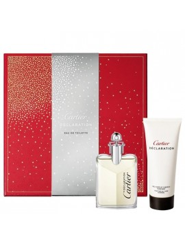 Cartier DECLARATION Gift Set EDT 50 ml + SG 100