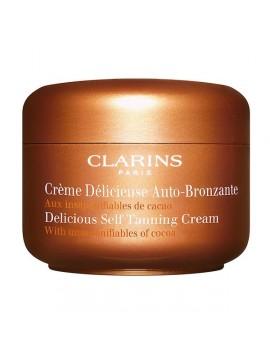 Clarins Sun Crème Délicieuse Auto-Bronzante 125ml