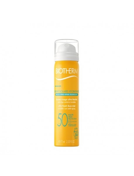 Biotherm Brume Solaire Hydratante Visage SPF50 75ml 3614272238671