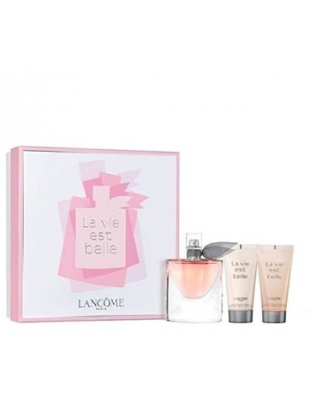 Lancome LA VIE EST BELLE Eau De Parfum 50ml Gift Set 3614272111530